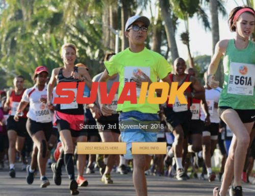 Suva10K Run is only a few days away – Saturday 3rd November 2018