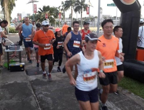 International Women's Day celebrating Women Running – Suva Marathon Club Saturday Social Run – 2 March 2019
