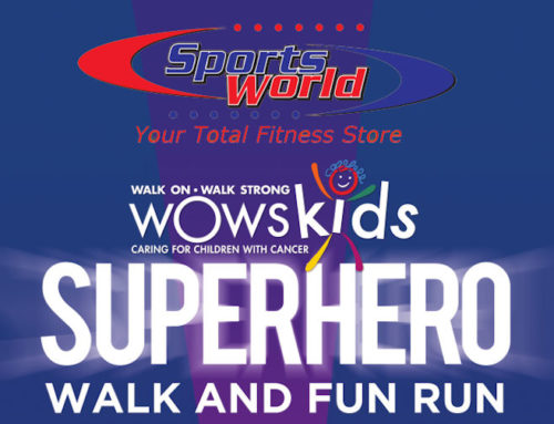 2019 Sportworld/WOWS Kids Walk Fun Run