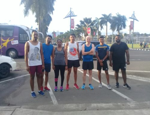 Thursday Social 5k Run Results –  15 August 2019