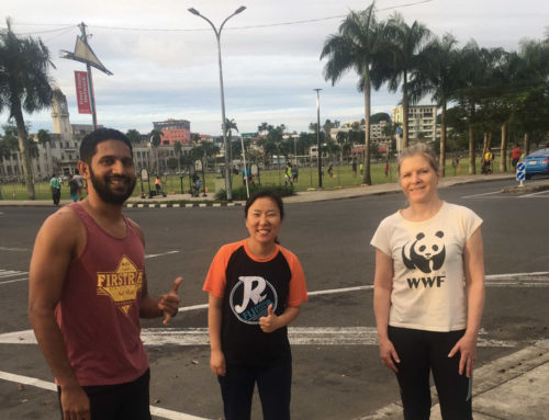 Thursday Social 5k Run Results –  25 July 2019
