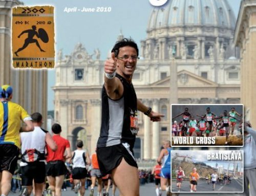 AIMS Magazine out now – Out now – Distance Running 2020 Edition 1