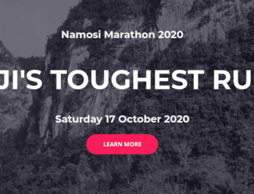Are you up for the challenge of Fiji's Toughest Run?